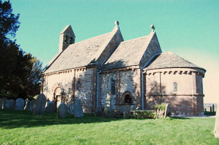 Church of St Mary and St David, Kilpeck